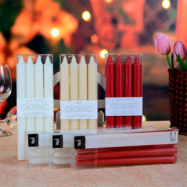 Декоративные и/или ароматические свечи