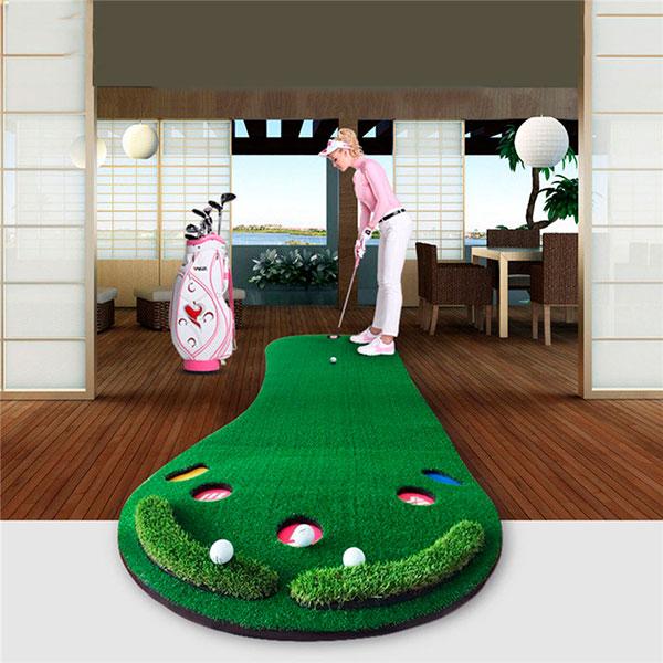 Комнатный гольф