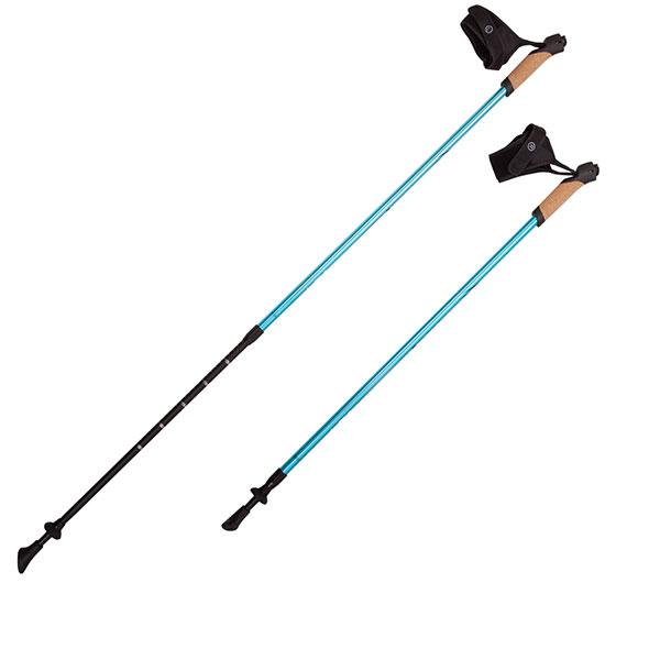 Раздвижные палки для скандинавской ходьбы
