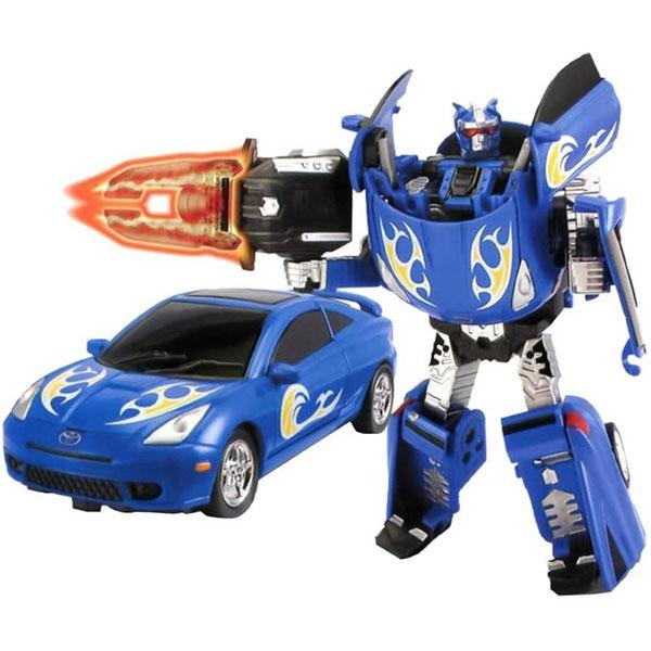 Многофункциональный робот-трансформер