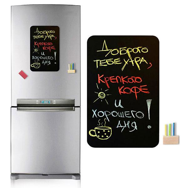Магнитная доска для холодильника
