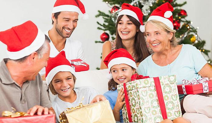 Подарок родителям на Новый год 2022 от дочки