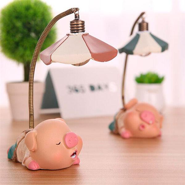 Лампа-свинка