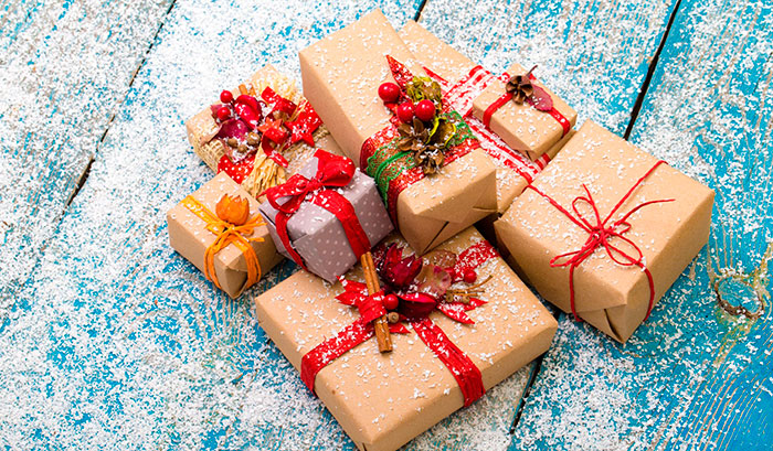 Недорогие подарки на Новый год 2021