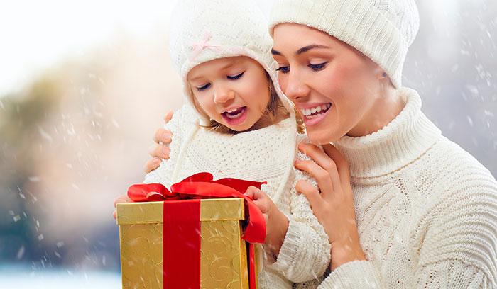 Подарок дочке на Новый Год 2021