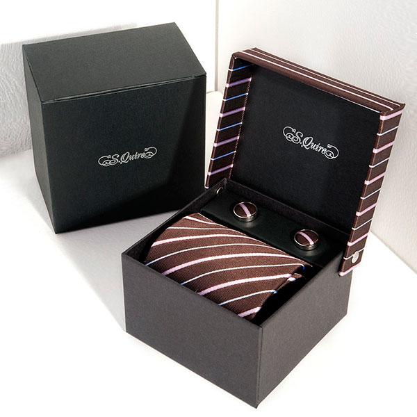 Брендовый галстук