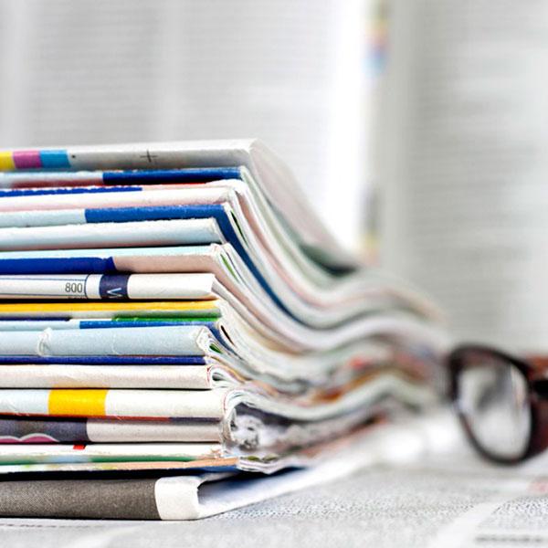Подписка на любимые газеты и журналы