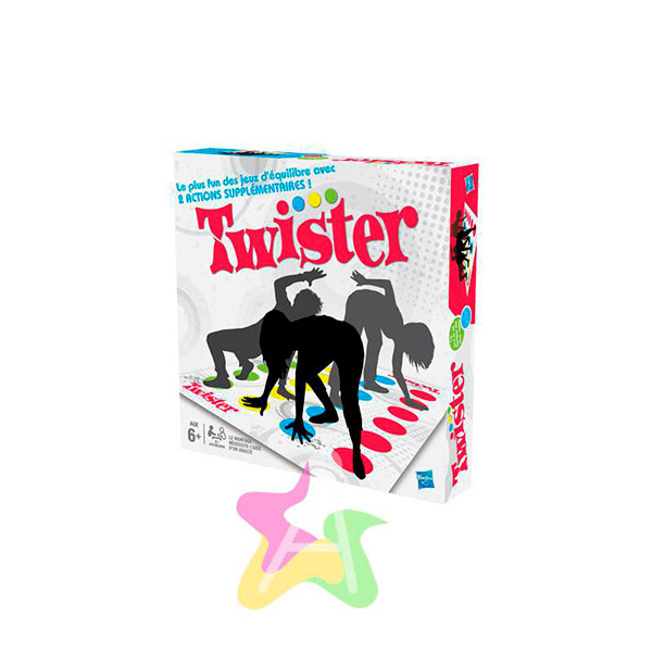 Игра «Твистер» или настольная для весёлой компании