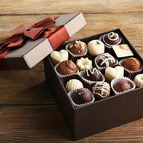 Элитный шоколад или сладости