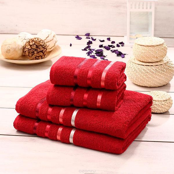 Набор банных полотенец