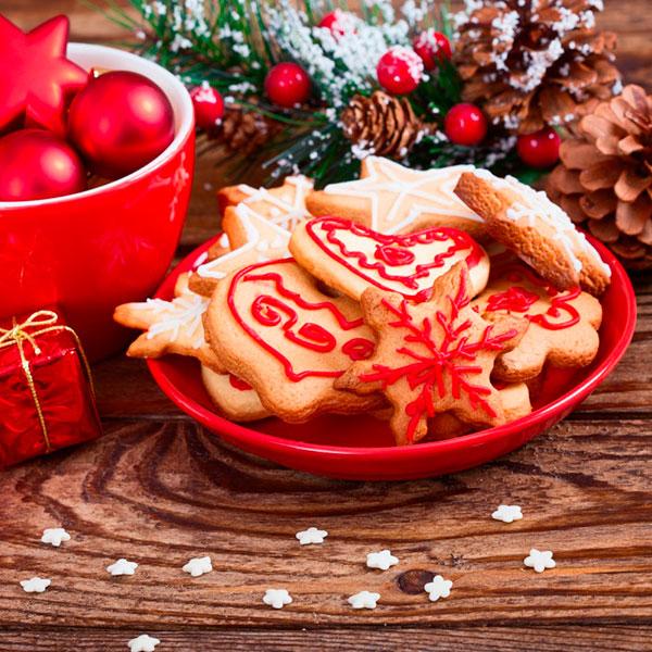 Набор печенья с хорошими предсказаниями для всего коллектива