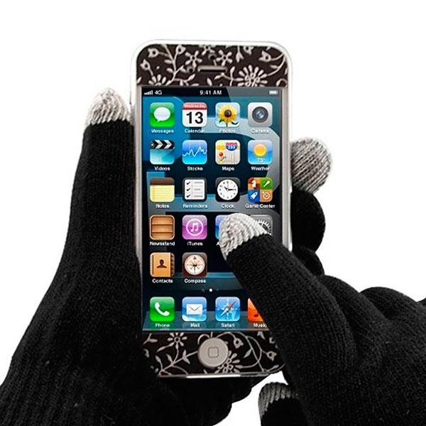 Перчатки для работы с сенсорными экранами (E-Tip перчатки)