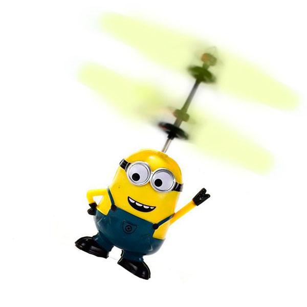 Летающий миньон со встроенным аккумулятором