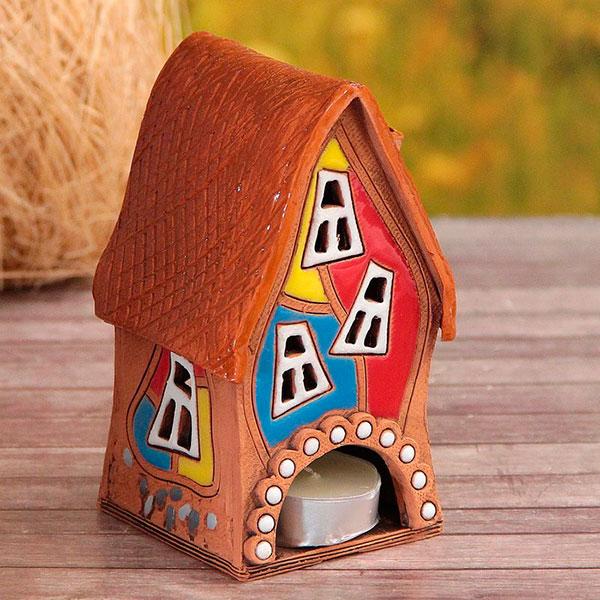 Аромалампа «Пряничный домик»