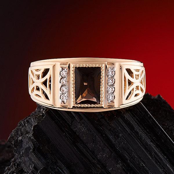 Ювелирные изделия: печатка, перстень с камнем