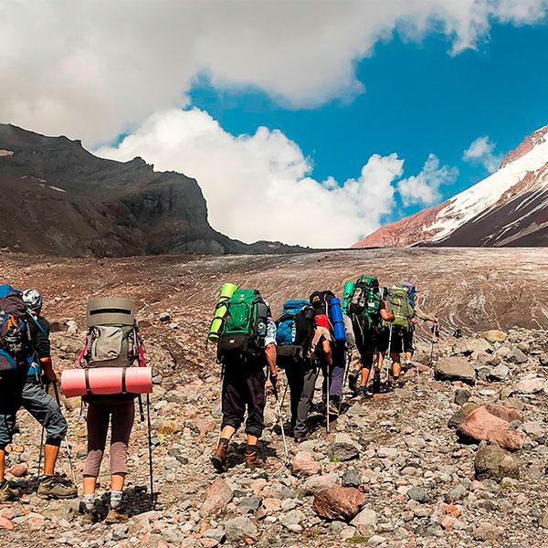 Туристическая поездка или поход