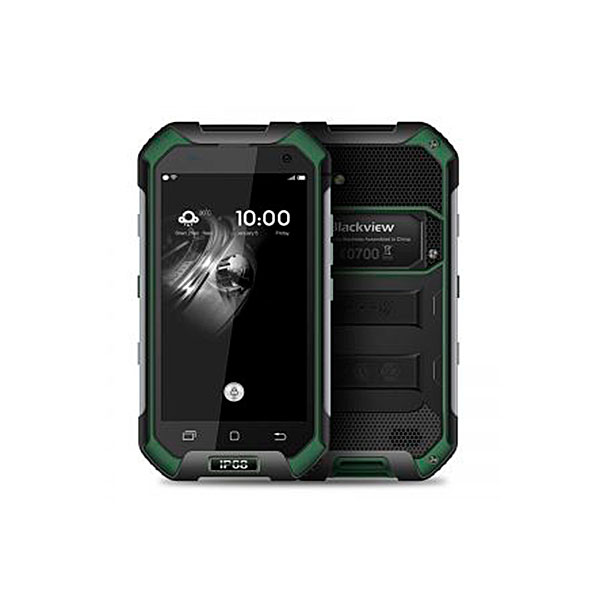 Противоударный, водонепроницаемый смартфон