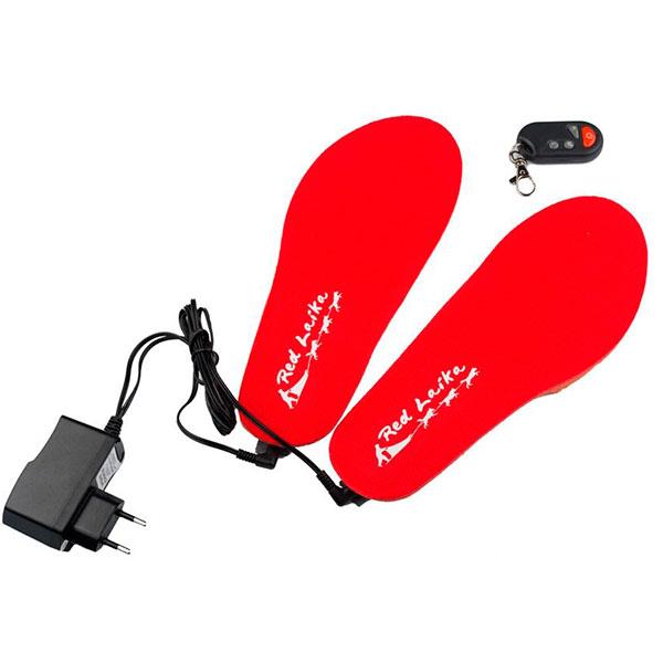 Стельки с подогревом от USB
