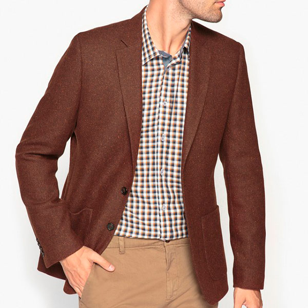 Блейзер или стильная рубашка