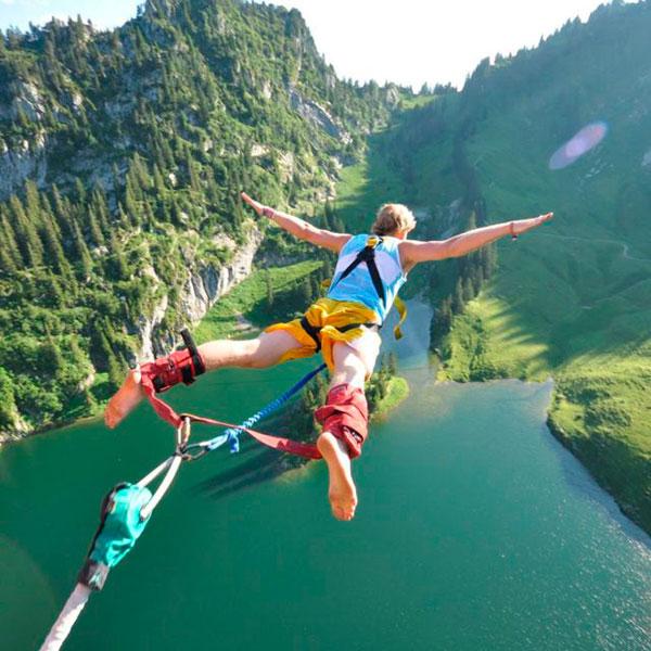 Прыжок с парашютом или банджо