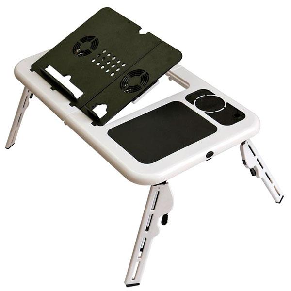 Столик для ноутбука с охлаждающим эффектом