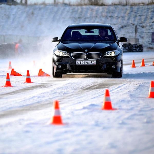 Урок экстремального вождения