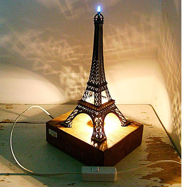 3D-светильник необычной формы