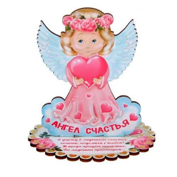 «Ангел счастья» на подставке