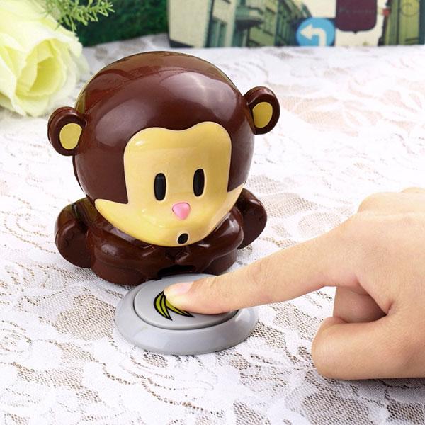 Сушилка для ногтей «Обезьянка»