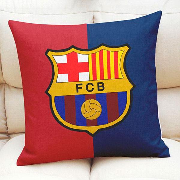 Декоративную подушку