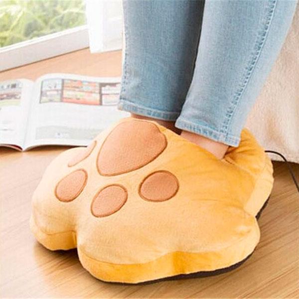 Грелка для ног «Лапа»