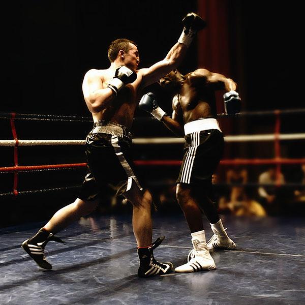 Уроки бокса или единоборств