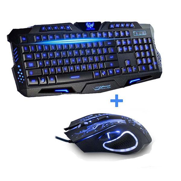 Игровая мышь и / или клавиатура