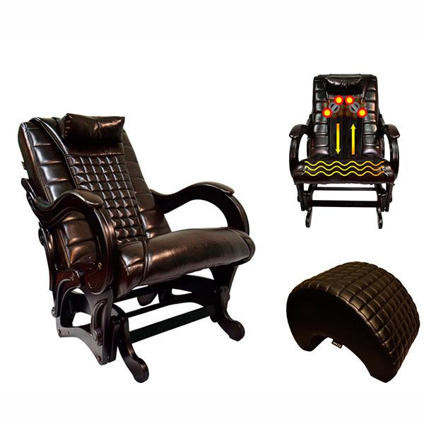 Кресло-качалка или массажное кресло