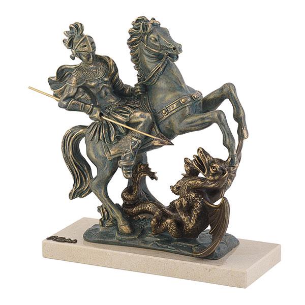 Скульптура «Георгий Победоносец»