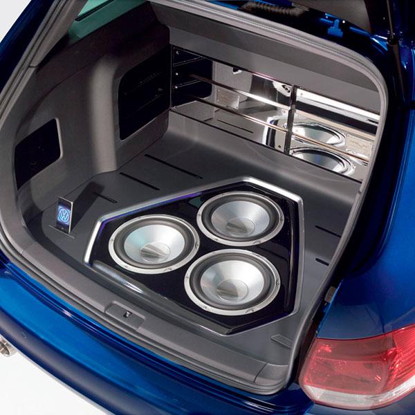 Аудио-система для автомобиля