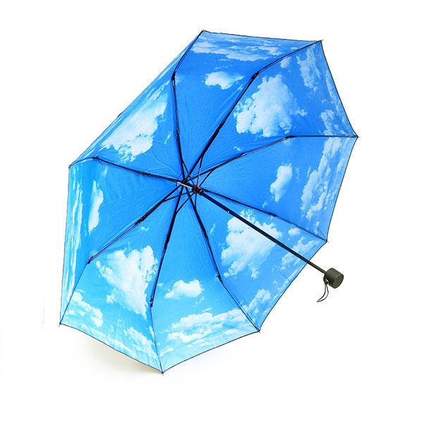 Зонт «Небо с облаками»