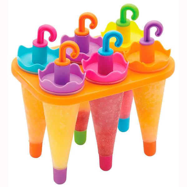 Формочка для мороженого «Зонтики»