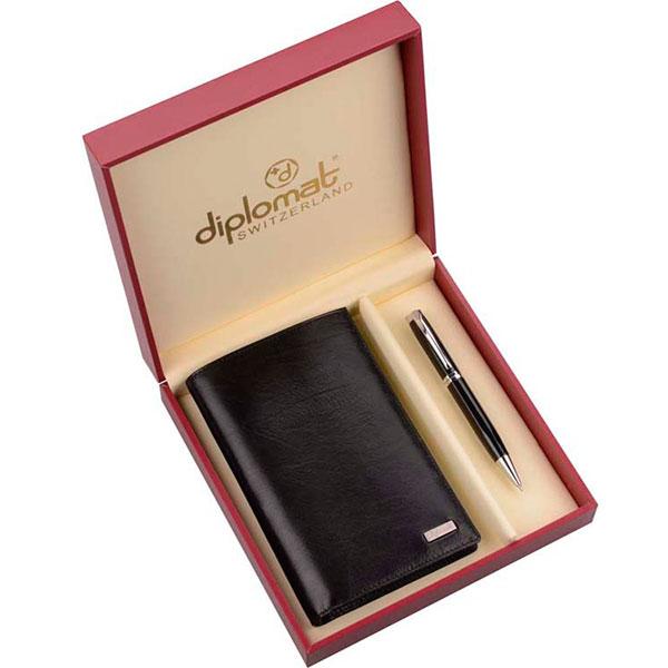 Шикарный набор из портмоне и ручки