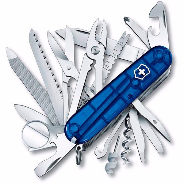 Швейцарский многофункциональный нож