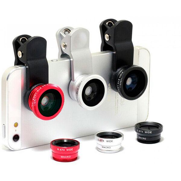 Линзы для камеры смартфона