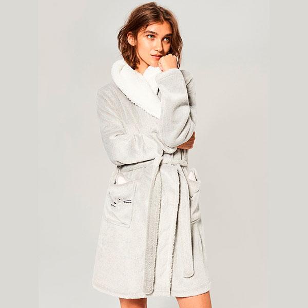 Уютный халат