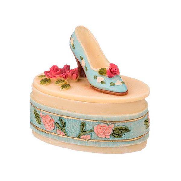 Изысканная шкатулка «Туфелька»