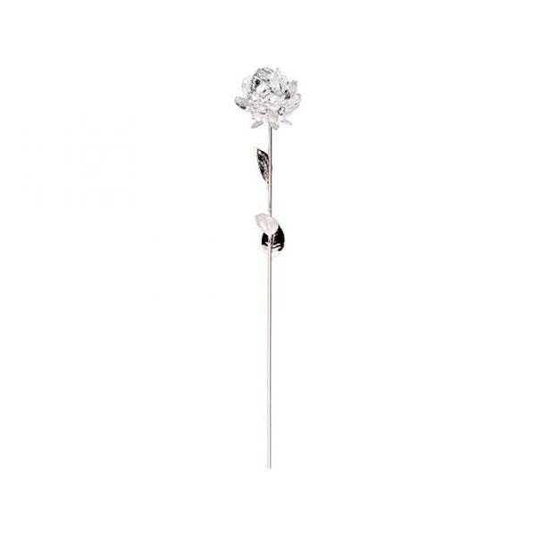 Роза с серебряным бутоном