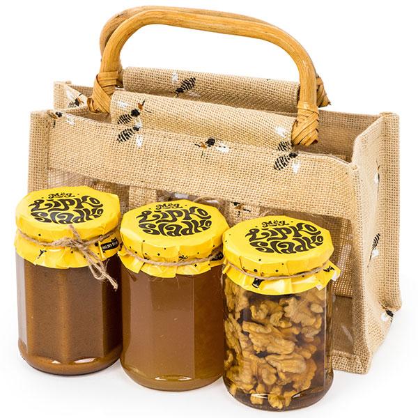 Подарочный набор «Фермерский мед»