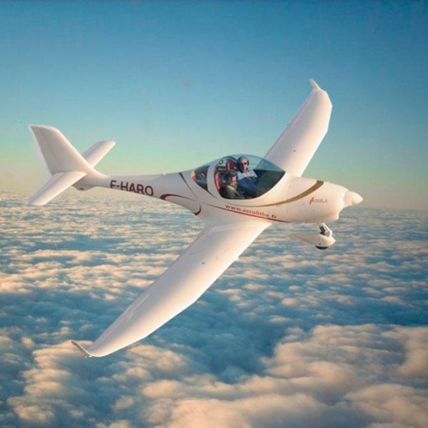 Управление самолетом