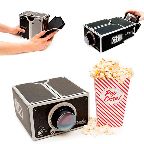 Видеопроектор для смартфона