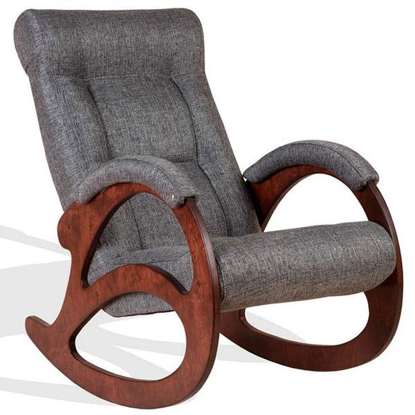Удобное кресло-качалка