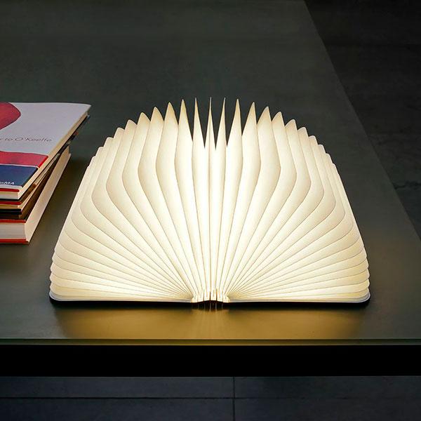 Интересный светильник