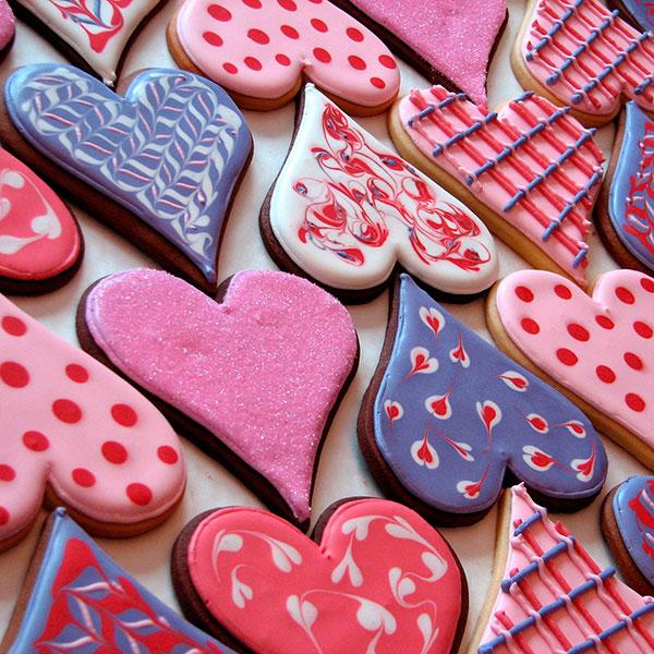 Печенье своими руками